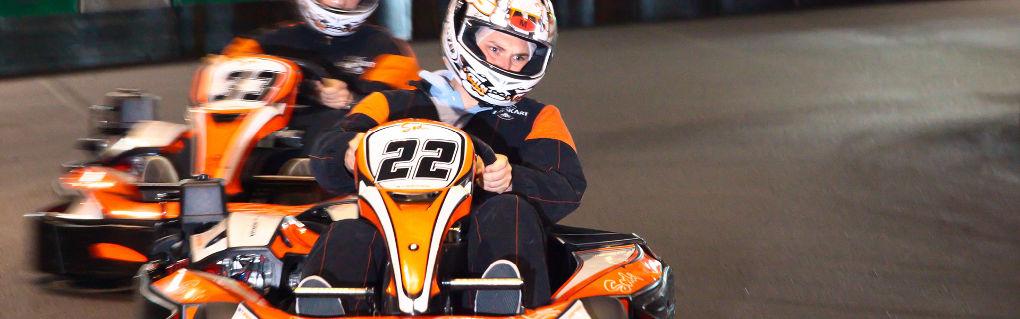 Activité karting pour votre CE