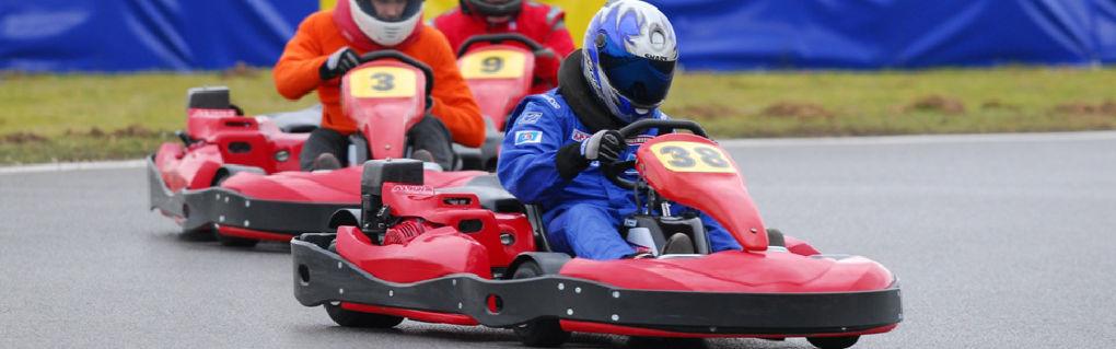 Karting comite d'entreprise