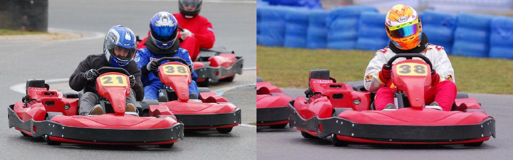Karting comité d'entreprise