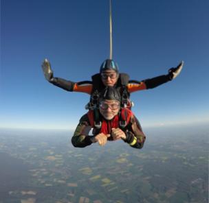 parachutisme idf