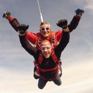 Parachutisme comité d'entreprise ce-premium loisirs ile de france paris
