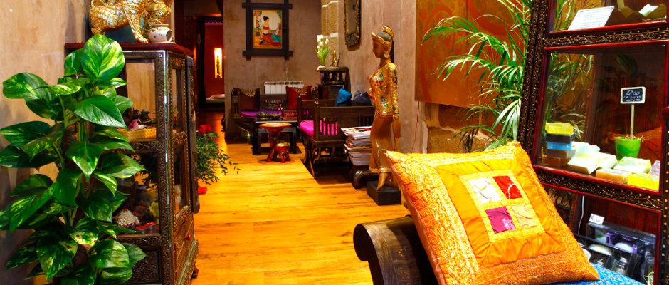 Massage au choix destination des ce paris - Salon de massage thailandais paris ...
